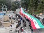 Aspettando L'Aquila 2014, torna a sfilare il grande Tricolore