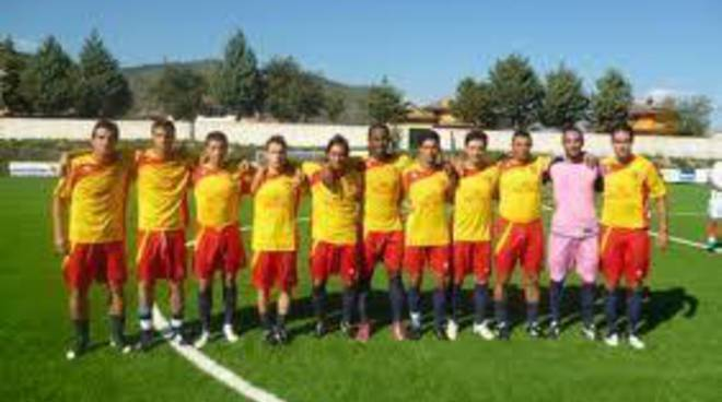 Calcio Amiternina espugna Guardiagrele e vola a 50