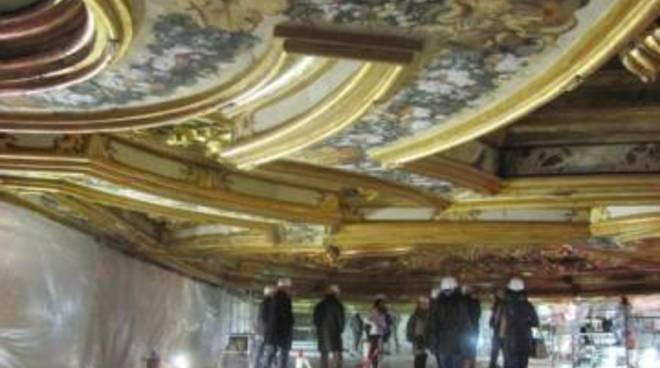 Cantiere di restauro San Bernardino: oltre duemila persone in visita