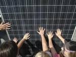 Capistrello, fotovoltaico per scuola media Sabin