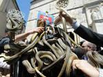 Cocullo: il rito dei Serpari si festeggerà il primo maggio