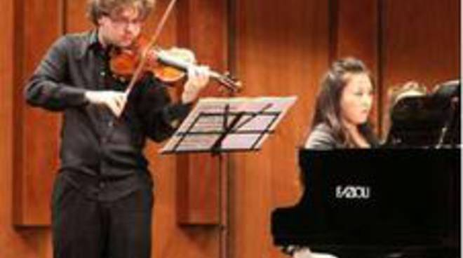 Duo Sitkovetsky in concerto all'Aquila