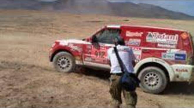 Rally, Dakar: 11a tappa, abruzzesi saltano al 56° posto