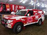 Rally: terza tappa Dakar 2012, abruzzesi guadagnano una posizione