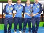 Campionati per regioni: bronzo per il Csks Lanciano