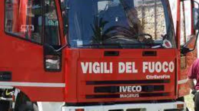 Maltempo Pescina: Comune ringrazia vigili del fuoco