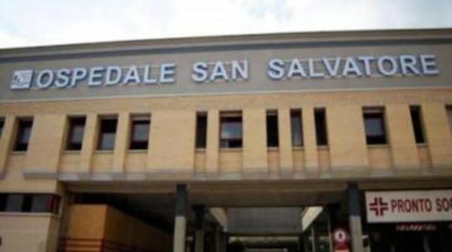 Ospedale San Salvatore: Centro trasfusionale in difficoltà