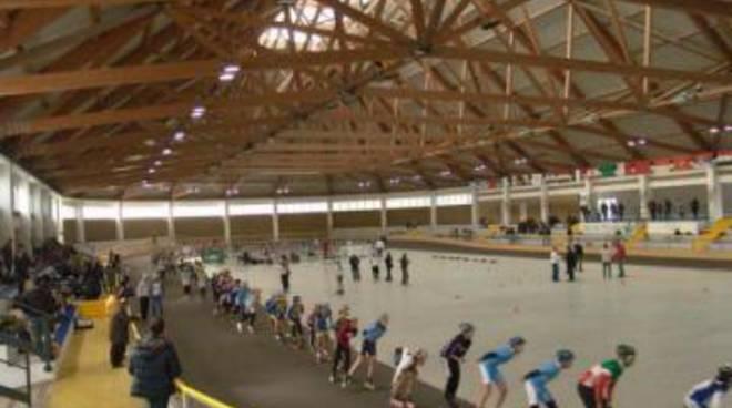 Pattinaggio, Campionati italiani Indoor 2012: i piazzamenti degli aquilani