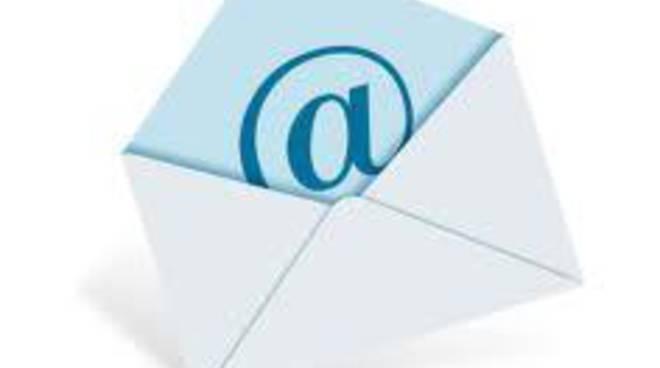 Problemi a linee telefoniche, Sge contattabile tramite posta elettronica