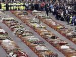 Terremoto: aperta inchiesta sui funerali