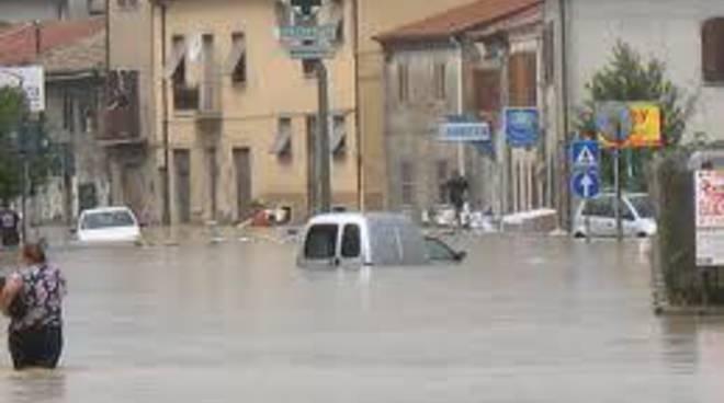 Alluvioni, aree a rischio: Ue apre procedura infrazione contro Italia