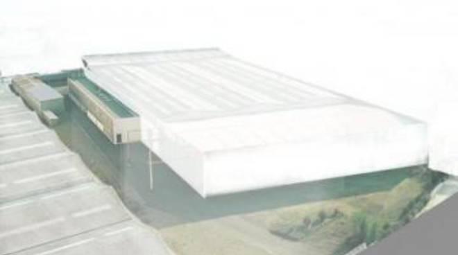 Bazzano, nucleo industriale: sequestro immobile per mancanza titolo edilizio