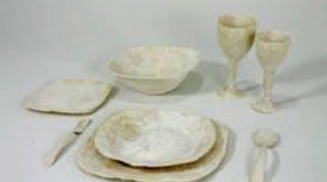 """Belle arti, Monica Renzi mostra """" un pasto desiderato e impossibile"""""""
