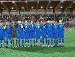 Italia dilettanti under 18: test match in Ungheria
