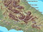 Terremoto: scossa di magnitudo 2.7 nella Marsica