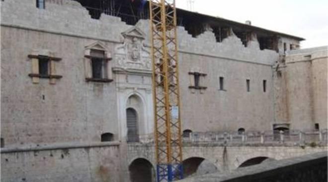 Forte Spagnolo: parte il restauro