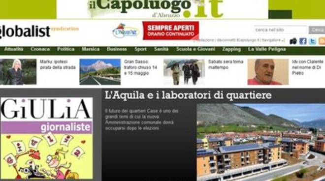 IlCapoluogo 2.0: istruzioni per l'uso