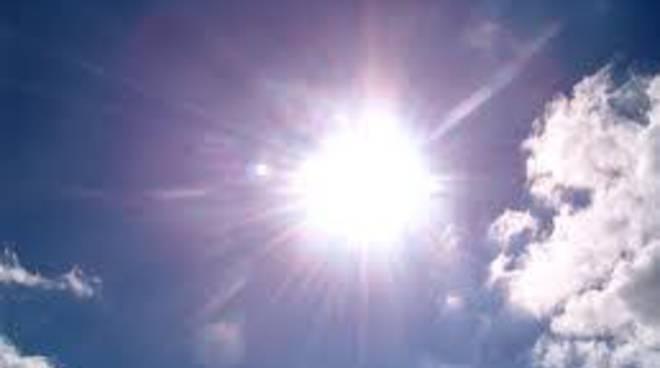 Meteo: dopo il week end torna il caldo