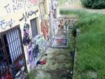 Parco del Sole, abbandonato e sporco