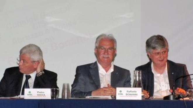 Abruzzo-Molise: una sola Cisl