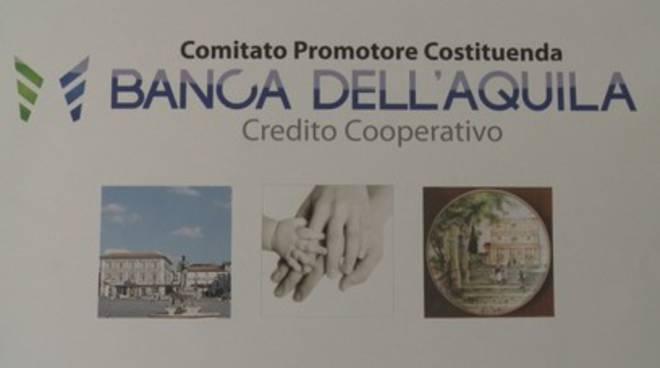 Banca dell'Aquila: incontro con i soci