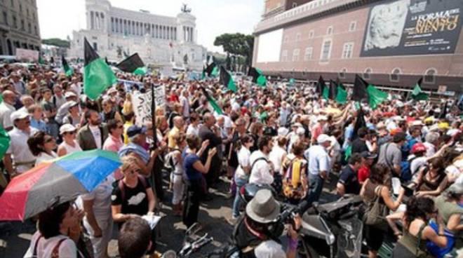 Corteo 7 luglio: 'rinvio a giudizio di tre manifestanti'