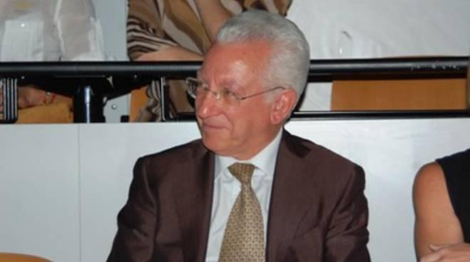 Il Prof. Roberto Volpe nominato Professore emerito