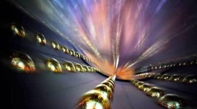 Laboratori Infn e il neutrino trasformista
