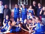 Minibasket L'Aquila campione regionale U12