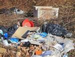 Sequestrato un terreno per deposito rifiuti