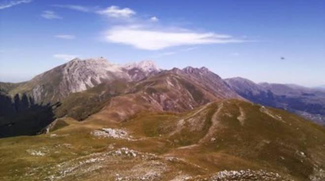 Cicloescursione Cai, Monte e sorgente San Franco
