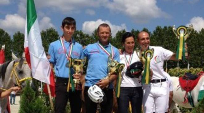 Equitazione, aquilana argento ai mondiali in Ungheria