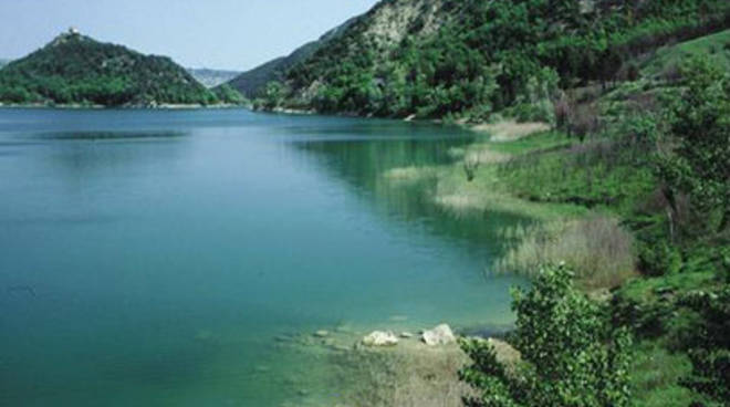 Lago di Scanno, è allarme siccità