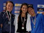Nuoto: l'aquilana Capannolo campionessa italiana