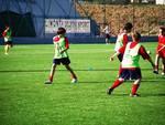 A scuola di calcio con l'Amiternina