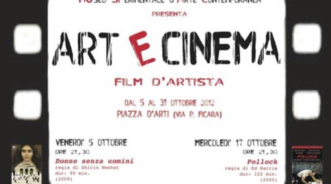 Film d'artista a L'Aquila
