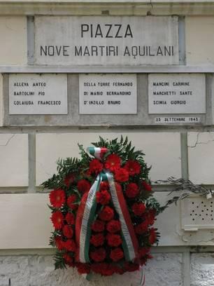 Gli studenti ricordano i Nove martiri
