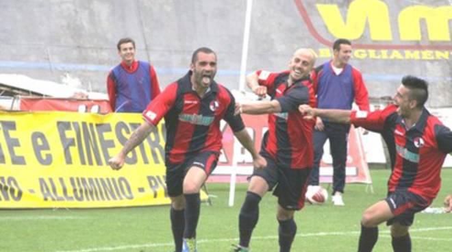 L'Aquila Calcio straordinaria contro l'Arzanese