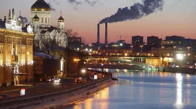 Moda abruzzese a Mosca