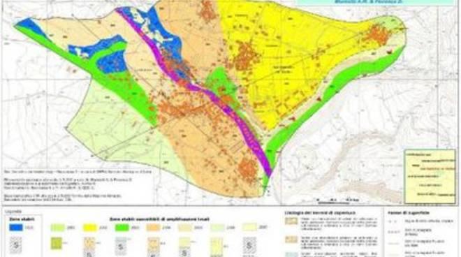 Rischio sismico: un milione per studi di microzonazione