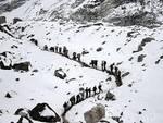 Valanga sull'Himalaya: muore un italiano