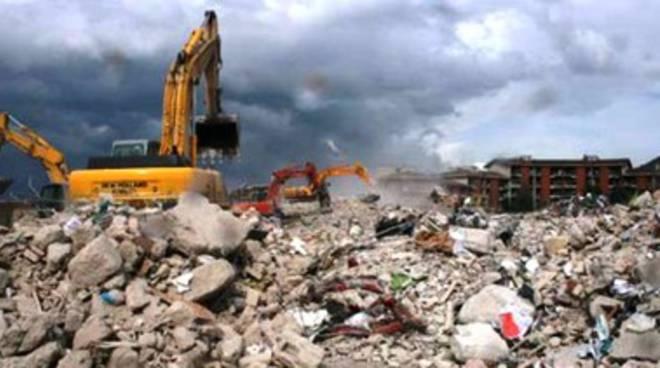 Via agli uffici speciali ricostruzione