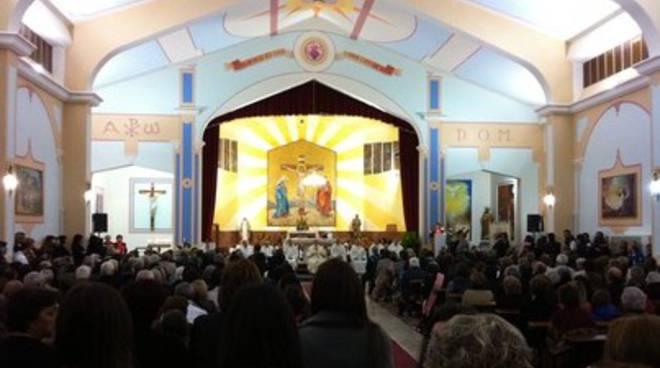 Capistrello: la chiesa restituita ai fedeli