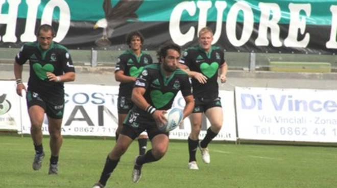 L'Aquila Rugby: oggi in casa del Rugby Reggio