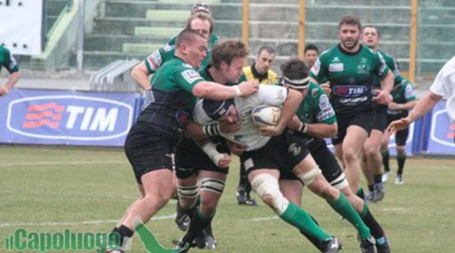 L'Aquila Rugby sfida i Cavalieri di Prato