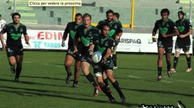 L'Aquila Rugby si arrocca su Molina