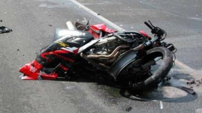Opi: Incidente mortale in moto
