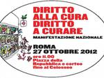Roma, medici abruzzesi per la manifestazione nazionale