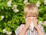 Bambini e allergie: cause e sintomi