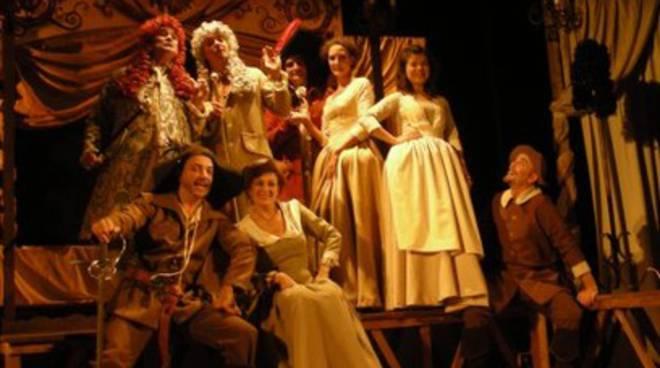 Con Molière si alza il sipario sull'ottava stagione di Pratola a teatro